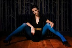 Opaque tights 'to be autumn trend'