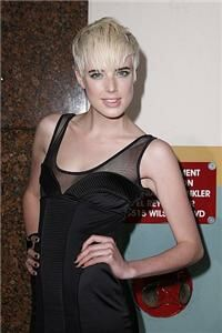 Agyness Deyn is 'not all she's cracked up to be'