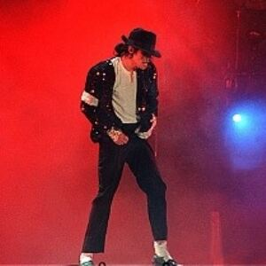 Michael Jackson 'top of the socks style list'