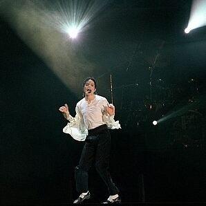 Story behind King of Pop's white socks revealed