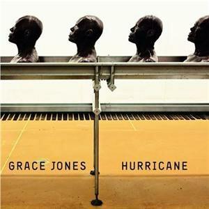 Grace Jones rocks the Jurassic look