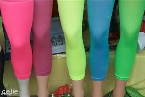Leggings are '80s gone too far'