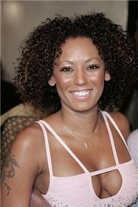 Mel B goes step too far with short dress
