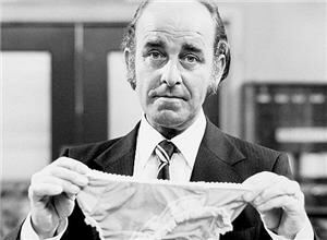 Men's underwear 'only bought by men for 17 years'