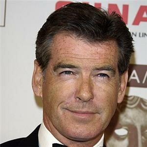 Brosnan 'used to tights'