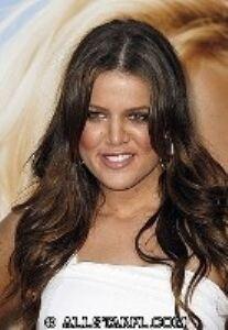 Khloe Kardashian wears Cheryl-style Bondage tights