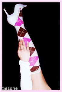 Funky tights 'expand possibilities for winter outfits'
