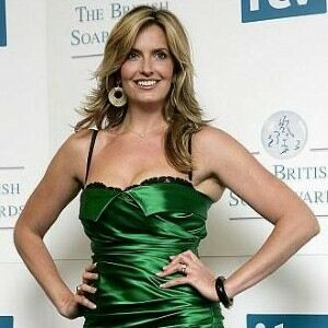 Pregnant Penny Lancaster shows off her 'hot legs' in Leopard print tights