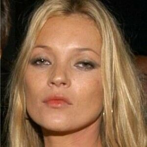Kate Moss steps out in tights in Paris