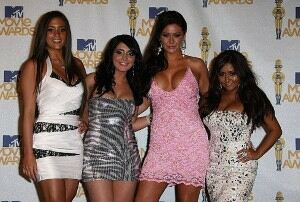 Jersey Shore and Teen Mom stars hit the town