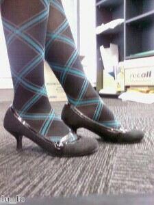 Jessie J reveals love of funky tights