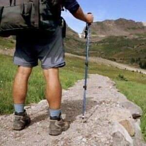 Ray Mears urges Britain to wear long socks