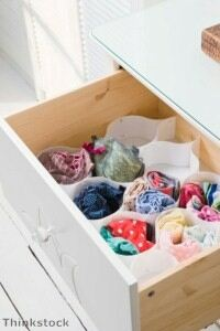 Messy sock drawers 'can be a turn-off'
