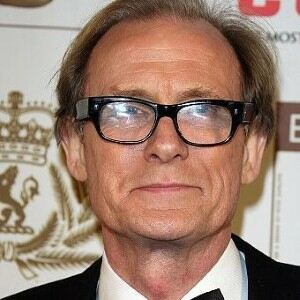 Bill Nighy enjoys the 'decadence' of new socks
