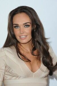Tamara Ecclestone shows off bag collection
