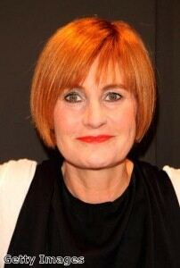 Mary Portas solves legwear embarrassment with long tops