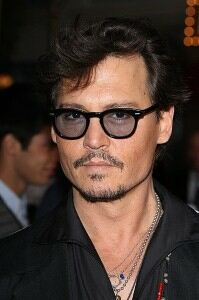 Johnny Depp 'avoids' being underwear model-esque vampire