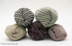 Mums make sock companions for sick children