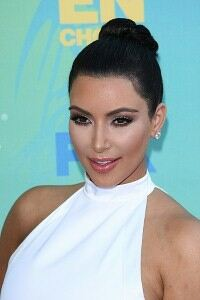 Kim Kardashian dons leggings for pilates class