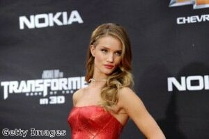 Rosie Huntington-Whitely says Jason Statham has 'great taste' in underwear