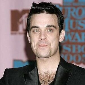 Robbie Williams 'would love to be underwear model'