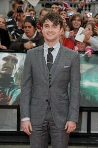 Daniel Radcliffe's girlfriend spotted in leggings