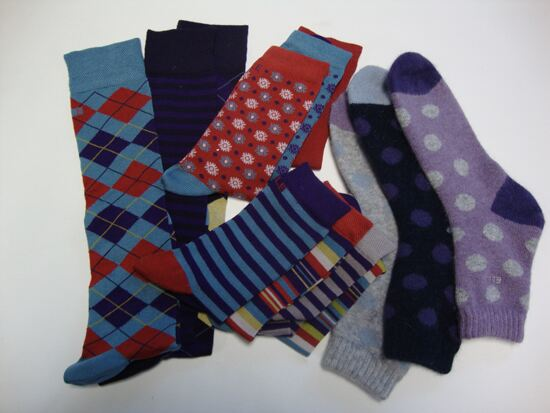 Autumn/winter socks