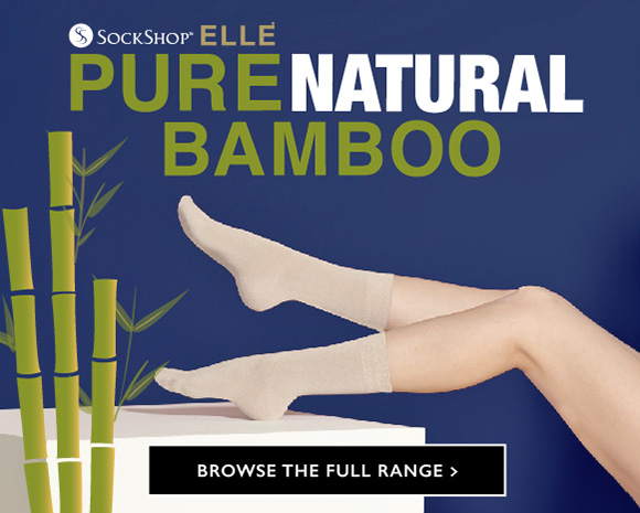 Browse the Bamboo Sock range