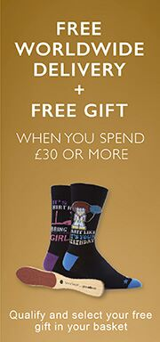 Free Gift when you spend over £30