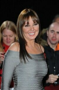 Carol Vorderman 'lives in leggings'