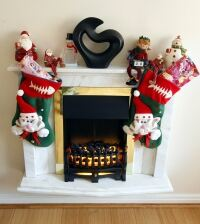 Christmas stockings remain ever-popular
