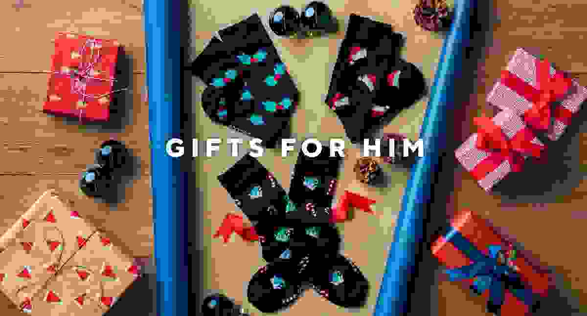 Gifts for Him from SOCKSHOP