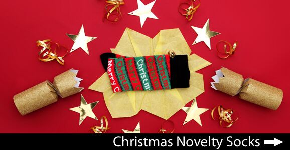 Christmas Novelty Socks at SockShop