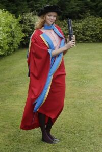 Cole receives honorary doctorate