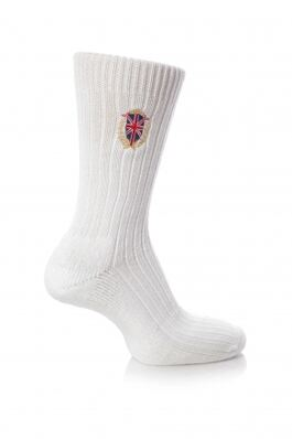 Shop Mens 1 Pair FiveG Cotton Made In Africa Sports Socks >