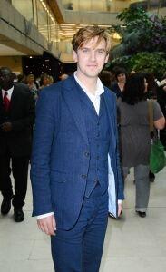 Dan Stevens 'most stylish man'