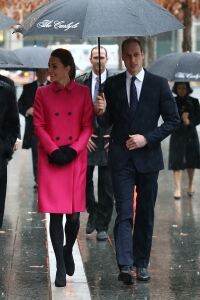Duchess tells of 9/11 Memorial 'awe'