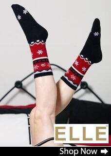 Shop Elle Socks and Elle Tights at SockShop