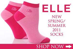 CLICK HERE - ELLE Socks & ELLE Hosiery at SockShop