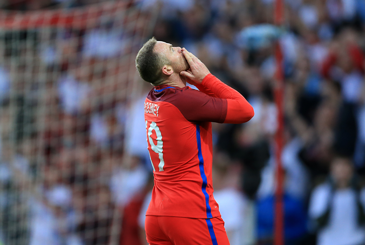 Will Rooney fire England to glory? Tim Goode/PA Wire
