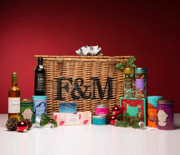 WIN a Fortum & Mason hamper with SockShop and FALKE