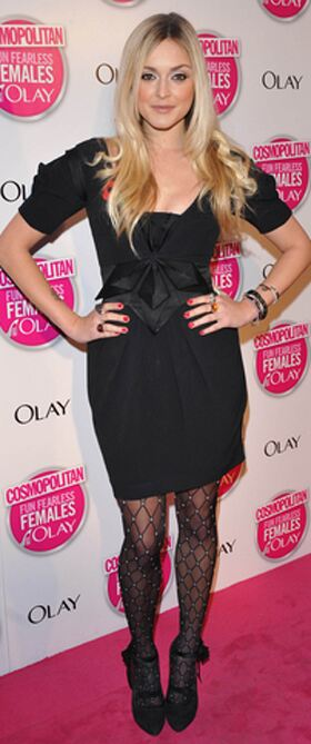 Fearne Cotton - Get The Look - Click Here To View Our Fashion Tights at SockShop.co.uk