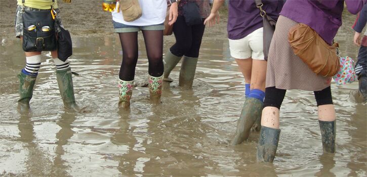 Wellies - Festival Fashion