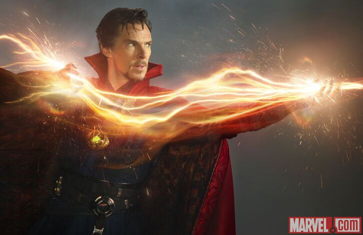 Marvel's Doctor Strange hits cinemas at the end of October