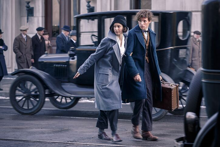 The much-anticipated Fantastic Beasts and Where to Find Them comes to the big screen in November