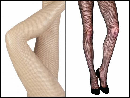 Ladies' Fishnet Tights