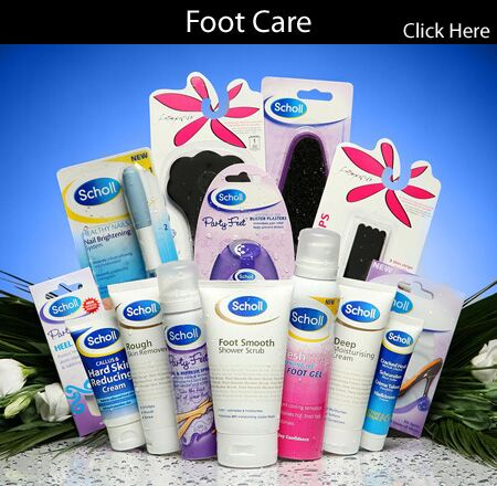 Click Here To View Our Foot & Leg Care at SockShop.co.uk