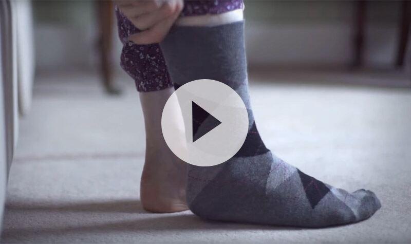 Gentle Grip Socks