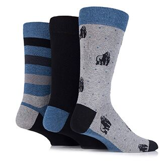 Just For Fun - Gorilla Socks