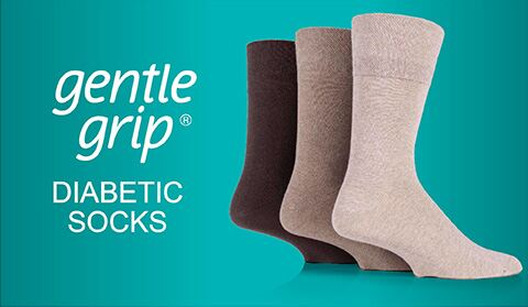 Gentle Grip - Diabetic Socks